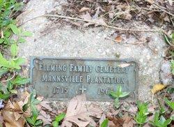 Fleming Family Cemetery