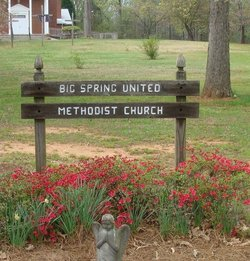 Big Spring United Methodist Church