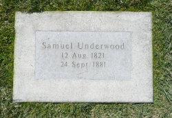 Samuel Underwood