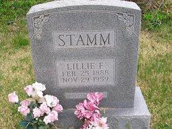 Lillie Frieda <I>Funke</I> Stamm