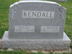 George Wilder Kendall