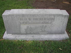 Fred Windfield Dickerson