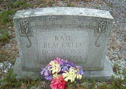Kate Blackwell