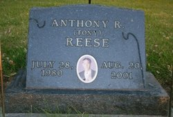 "Anthony Ray ""Tony"" Reese"