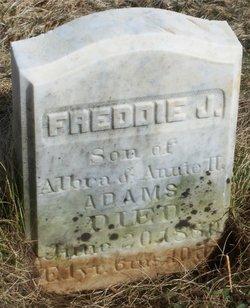 "Alfred Joseph ""Freddie"" Adams"