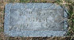 Ruth Eleanor <I>Adams</I> Forrest