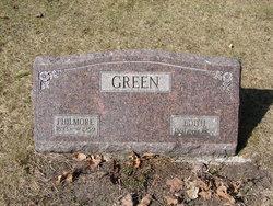 Edith <I>Nelson</I> Green