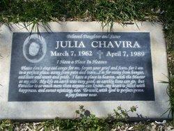 Julia <I>Chavira</I> Grice