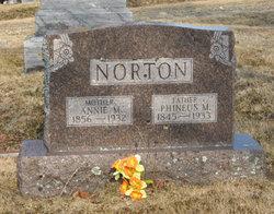 """Anna May """"Annie"""" <I>Wallace</I> Norton"""