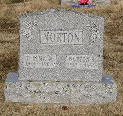 "Burton Radcliffe ""Biff"" Norton"