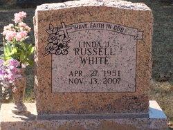 Linda Jean <I>Russell</I> White