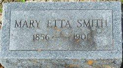 Mary Etta <I>Armstrong</I> Smith