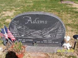 John Clint Adams