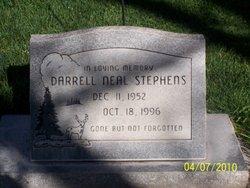 Darrell Neal Stephens