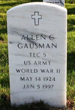 Allen Chester Gausman