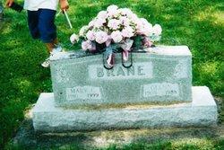 Mary Catherine <I>Baker</I> Brane