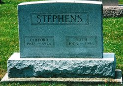 "Harry Clifford ""Clifford"" Stephens"