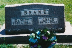 Grace <I>Hubbard</I> Brane