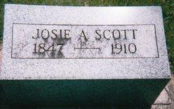 "Josephine A. ""Josie"" <I>McPherson</I> Scott"