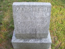 Margaret Jane <I>Boice</I> Beardslee