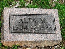 Alta Mae <I>Williamson</I> Diver