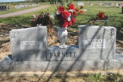 """Alfred Bryan """"AB"""" Barnett"""