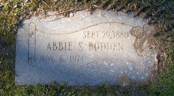 Abbie S. Bodden