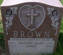 Pauline Mary Brown