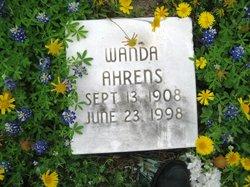 Wanda Ahrens