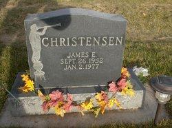 Elder James E Christensen