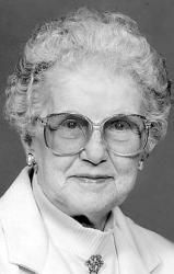 Edith C <I>Gaisford</I> Ware