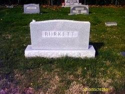 Madeline Virginia <I>Witt</I> Burkett