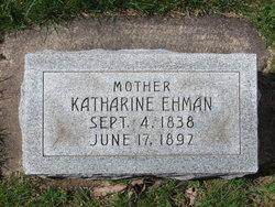 Katharine Ehman