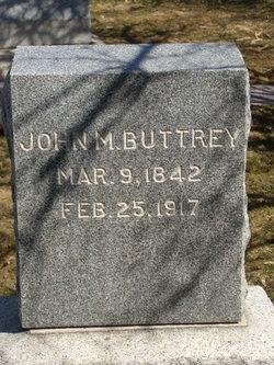 John McClellan Buttrey