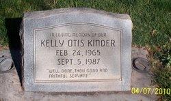 Kelly Otis Kinder