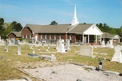 Reedy Branch Baptist Church Cemetery