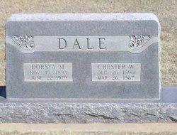 Dorsya <I>Headlee</I> Dale