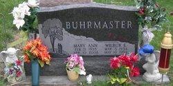 Mary Ann <I>Horton</I> Buhrmaster