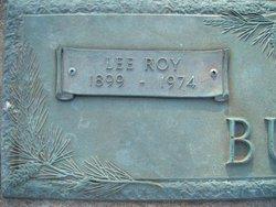 Lee Roy Buser