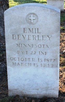 Emil Beverley