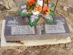 Clair W Black