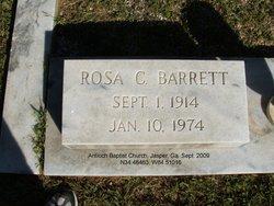 Rosa C Barrett