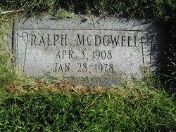 Ralph McDowell