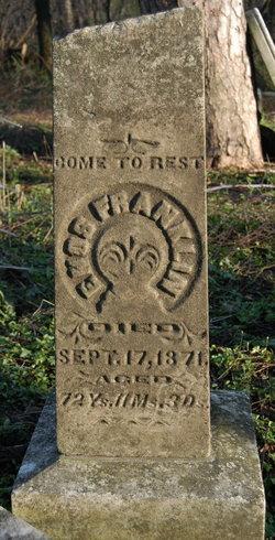 Enos Edgar Franklin
