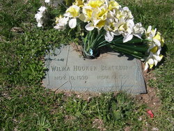 Wilma <I>Hooker</I> Blackburn
