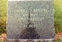 Daniel C Landon