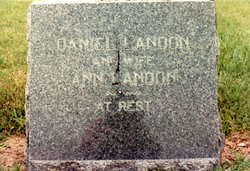 Anne Jane <I>McVoy</I> Landon