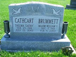 Thelma 'Cathy' Cathcart
