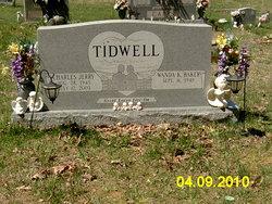 Charles Jerry Tidwell