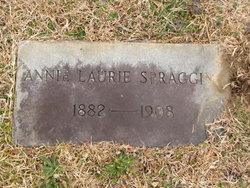 Annie Laura <I>Abernathy</I> Spraggins
